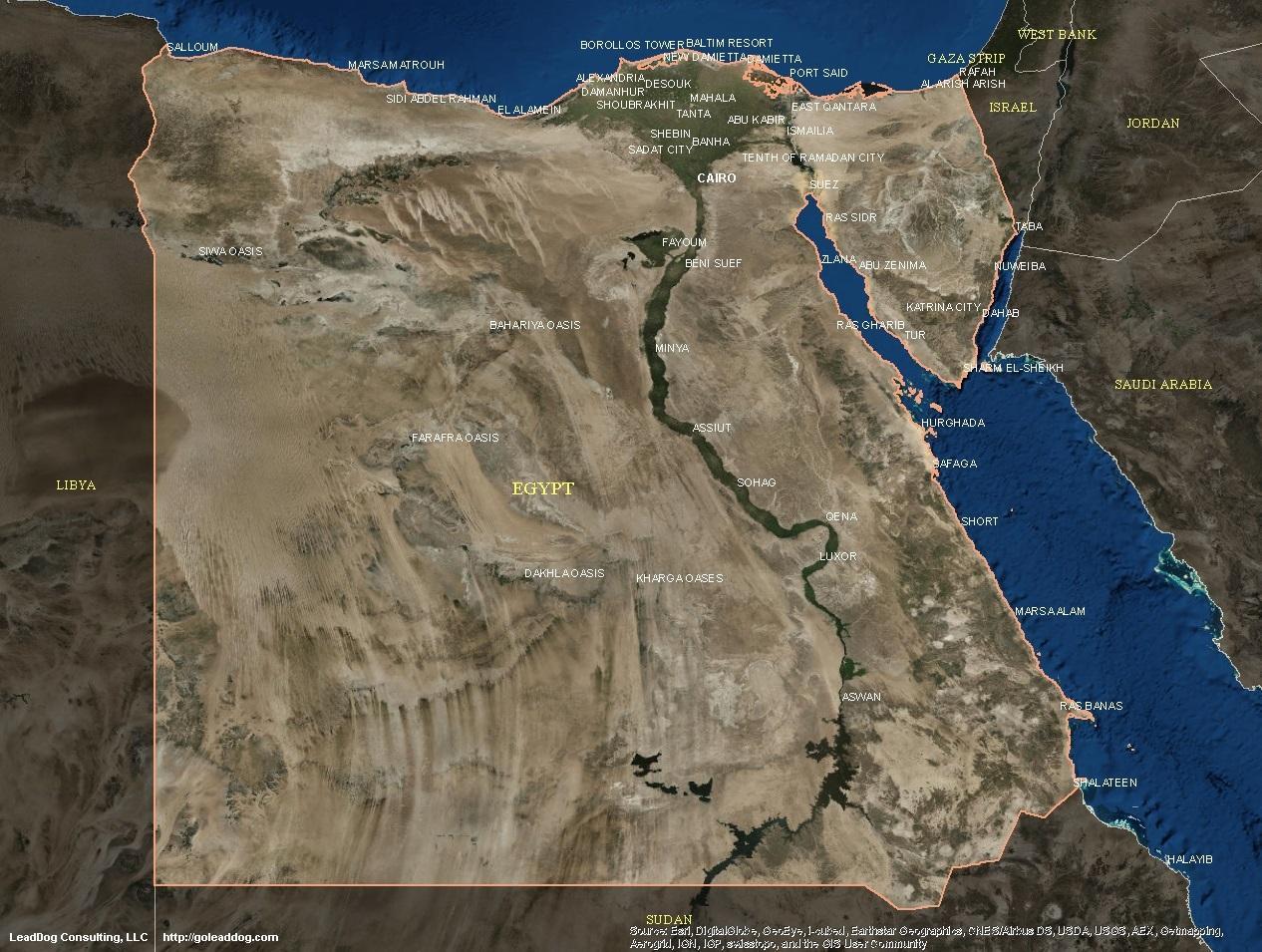Kairo Muholdas Terkep Terkep Kairo Muholdas Egyiptom